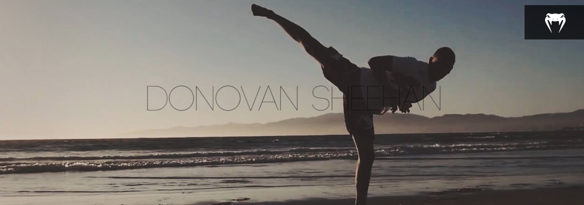 Donovan Sheehan desvenda o Martial Arts Tricking